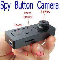 Shop or Gift Hidden Spy Button Camera Video Audio Recorder Mini Dvr USB Vibration Online.