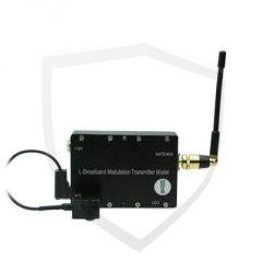 Security Cameras - NPC 500 METRES RANGE WIRELESS BUTTON CAMERA