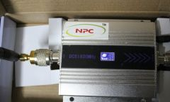 Mobile Accessories (Misc) - NPC GSM 1800 DCS MOBILE BOOSTER , LCD PANEL - 55 dbi gain