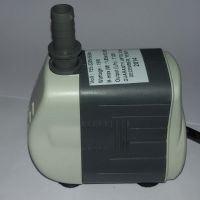 Submersible Pump For Desert Air Cooler, Fountain Fountains Water