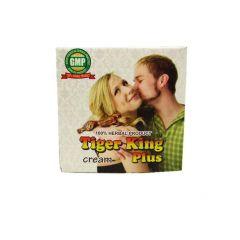 Tiger King Plus Delay Cream For Men (produces Power, Reduces Hyper Sensitivity) X 6