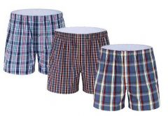 Pack Of 3 Boxer Shorts For Mens
