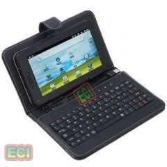 Shop or Gift Flip Stand USB Keyboard Case For 7inch Tablet PC Online.