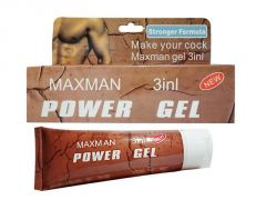 Maxman 3 In 1 Power Gel For Men (for Male Enhancement)