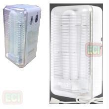 9w Cfl One Tube Emergency Light Lamp Rechargeable
