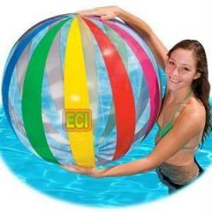 Jumbo Beach Ball big inflatable swimming pool ball