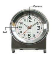 Spy Mini Table Clock Camera