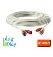 Cctv Pure Copper Wire/cable For Dome Camera Bullet Camera Cctv System Cctv