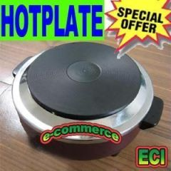 Electric Hot Plate, 1000w Cooking Hotplate
