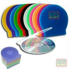 30pc CD DVD Jewel Case Cover Plastic PP Clam Shell
