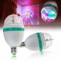 LED Full Color Rotating Disco Light Lamp