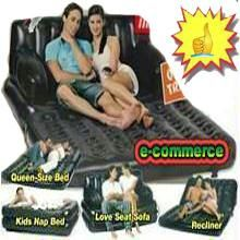 5 IN 1 Airo Sofa Cum Bed  couch
