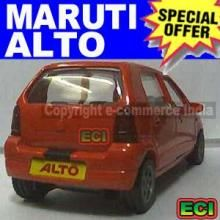 Alto Car Scale Down Model Diecast