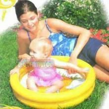 INFLATABLE BABY BATH TUB SOFT EDGES +Warranty+Gift