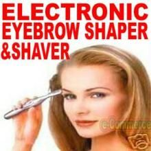 Electronic Eyebrow Trimmer & Shaper +Warranty+Gift