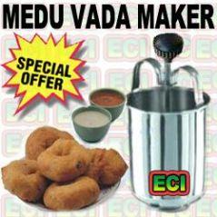 Shop or Gift Medu Vada Maker for a Perfect Sambar Wada Online.