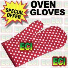 Kitchen Oven Gloves Mitts