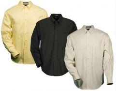 Pack Of 3 Men's Full Sleeves Linen Shirt
