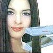 2010 Model of Hair Straightener irons