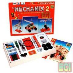 170pcs Metal Mechanix 2 Engineering Toy Set Age7