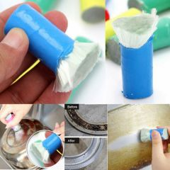 1pcs Rust Remover Stainless Steel Stick Magic Brush Kitchen Tool Clean Utensils