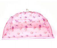Glitz Baby Cotton Pink Umberlla Mosquito Net