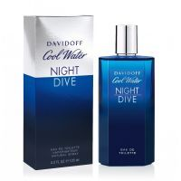 Davidoff Cool Water Night Dive Edt Perfume For Men 125ml