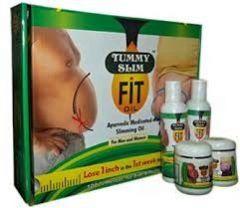 Tummy Slim Fit Oil