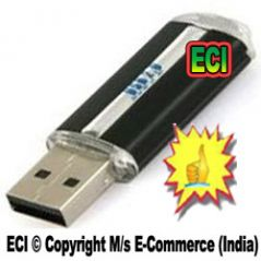 ECI High Speed USB Bluetooth Dongle Adapter for Desktops Laptops Tablets PC