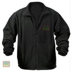 Shop or Gift Gents Ultra Soft Polar Fleece Jacket Thermal Winter wear jersey - Men Black Online.