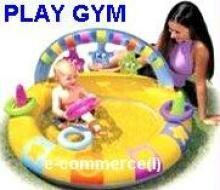 Shop or Gift Inflatable Baby Play Ground Water Play Gym Online.