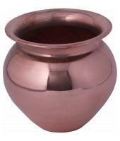 Copper Lota Pitcher - Ayurvedic Treatment Healing