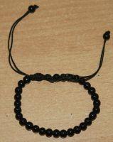 Black Onyx Bracelets (crystal Healing) Astro Product Fengshui Vastu