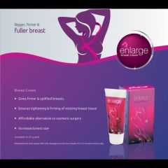 Enlarge Cream (for Bigger, Firmer & Fuller Breast) X 2