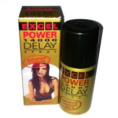 Sensual wellness - Excel Power 14000 (delay Spray For Men)