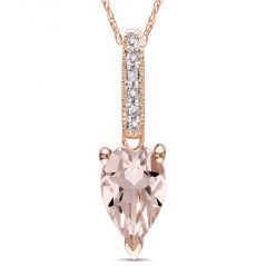 Kiara Sterling Silver Pendant made with Cubic Zirconia Stone( Code - KIP0219 )