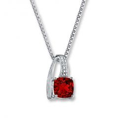 Kiara Sterling Silver Pendant made with Cubic Zirconia Stone( Code - KIP0246 )