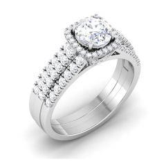 Kiara Sterling Silver Asmita Women Ring Size KIR1781B