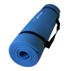 Extra Thick Non-slip Durable 12mm Yoga Cum Camping Mat