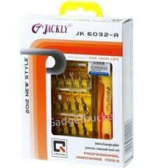 Original Jackly Professional Hardware Tools 32-in-1 (jk 6032-a)
