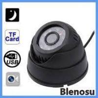 Cctv IR Dome Camera With Inbuilt Recroding Card Slot Nightvision Dvr