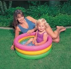 Dealmart Intex 4 Foot Water Swimming Pool For Children