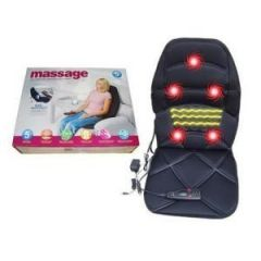 Car Seat Massager Back Massager Adjustable Home Back Massager