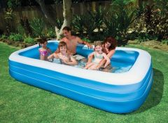 Stylish Intex Large Swim Centre Family Pool Intex 58484