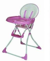 Imported Baby High Chair Food Tray And Foot Rest