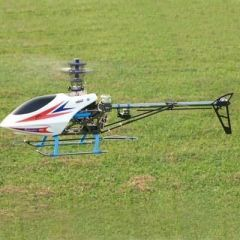 Remote Control Toys - 3 Channel Jumbo Metal Gyro Steel Rc Helicopter
