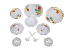 Choice 32 PCs Melamine Dinner Set Le-ch-022