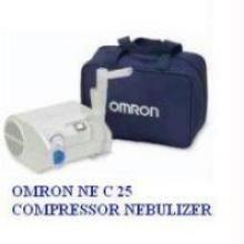 OMRON NE C25 COMPRESSOR NEBULIZER
