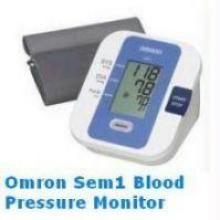 Omron Sem1 Blood Pressure Monitor