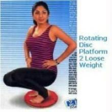Tummy Twister Rotating Disc   2 Loose Weight